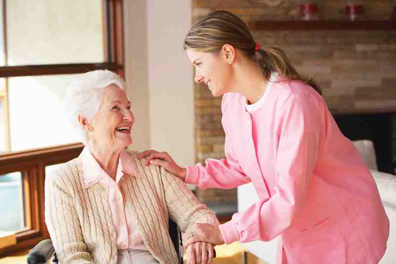 In-Home Senior Care with top notch caregivers